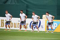 28.05.2016: Training der Deutschen Nationalmannschaft