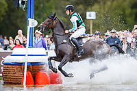 AUS-Christopher Burton rides Cooley Lands during the Cross Country for the FEI World Team and Individual Eventing Championship. 2018 FEI World Equestrian Games Tryon. Saturday 15 September. Copyright Photo: Libby Law Photography