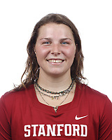 Stanford, CA - September 20, 2019: Trudie Grattan, Athlete and Staff Headshots