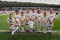 Pictured:<br /> Re: Coca Cola Championship, Swansea City FC v Norwich City FC at the Liberty Stadium Swansea, south Wales. Saturday 11 April 2009.<br /> Picture by D Legakis Photography / Athena Picture Agency, Swansea 07815441513