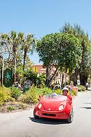 Rollin' on Sanibel Island, Florida, USA. Photo by Debi PIttman Wilkey
