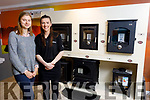 Aleksandra Michniewicz Kate Brislane at the Stoves for U, Bathrooms 4 U showroom at John Joe Sheehy Road, Tralee.