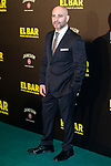 "Jaime Ordonez attends the premiere of the film ""El bar"" at Callao Cinema in Madrid, Spain. March 22, 2017. (ALTERPHOTOS / Rodrigo Jimenez)"