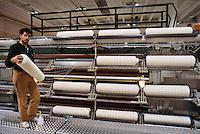 - Loro-Piana wool factory....- lanificio Loro-Piana