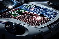 #93 PORSCHE GT TEAM (USA) PORSCHE 911 RSR LM GTE PRO PATRICK PILET (FRA) EARL BAMBER (NZL) NICHOLAS TANDY (GBR) PATRICK PILET (FRA) EARL BAMBER (NZL) NICHOLAS TANDY (GBR)