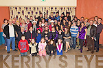 Happy Birthday - Sean Higgins from Glenderry, Ballyheigue, seated centre having a wonderful time with family and friends at his 50th birthday party held in The White Sands Hotel on Friday night............................................................................................................................................................................................................................................................................................................................................................................................................................................................................................................................................................................................................................ ........................