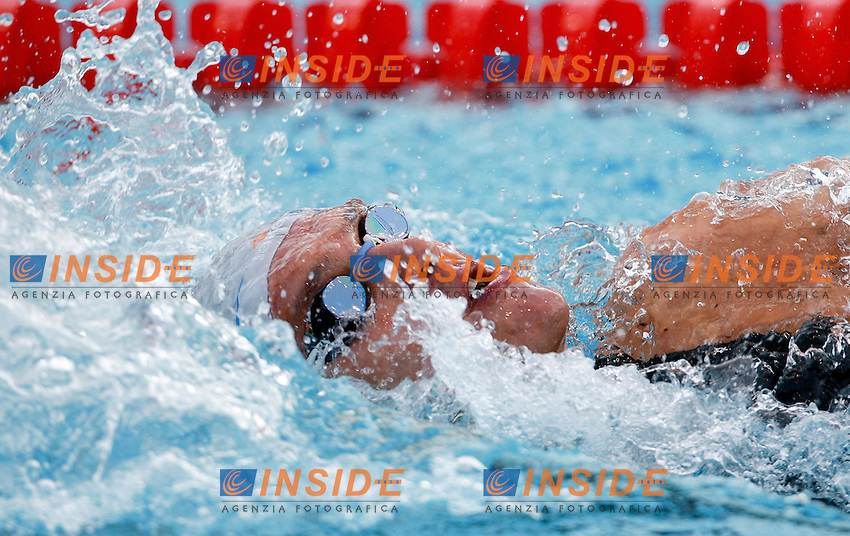 Roma 30th July 2009 - 13th Fina World Championships .From 17th to 2nd August 2009.200m Backstroke.Lestingi Damiano ITa.photo: Roma2009.com/InsideFoto/SeaSee.com