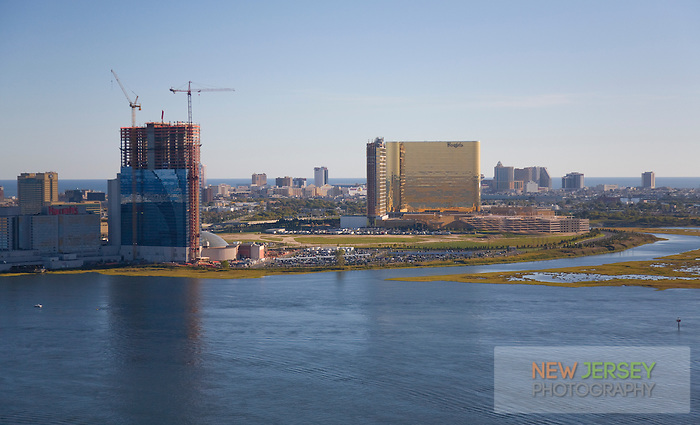 Absecon Channel, Atlantic City, New Jersey