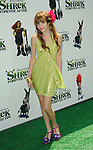 "UNIVERSAL CITY, CA. - May 16: Bella Thorne arrives at the ""Shrek Forever After"" Los Angeles Premiere at Gibson Amphitheatre on May 16, 2010 in Universal City, California."