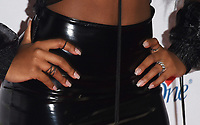 INGLEWOOD, CA - NOVEMBER 30: Normani Kordei Hamilton, detail, attends 102.7 KIIS FM's Jingle Ball 2018 Presented by Capital One at The Forum on November 30, 2018 in Inglewood, California. <br /> CAP/MPIIS<br /> &copy;MPIIS/Capital Pictures