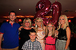 Stacy O'Reilly and family at Stacy's 21st in Nano Reids on Sunday 11th August 2013 <br /> Picture:  Thos Caffrey / www.newsfile.ie