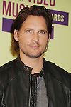 LOS ANGELES, CA - SEPTEMBER 06: Peter Facinelli poses in the press room during the 2012 MTV Video Music Awards at Staples Center on September 6, 2012 in Los Angeles, California.