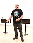 "Director Christopher Renshaw During the Open Rehearsal for the Miami New Drama's World Premiere Musical  ""A Wonderful World"" at the Ripley-Grier Studios on January 26, 2020 in New York City."