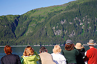 Alaska Marine Highway, M/V Aurora, Prince William Sound, Chugach National Forest, Alaska.