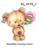 CUTE ANIMALS, LUSTIGE TIERE, ANIMALITOS DIVERTIDOS, paintings+++++,KL4572/1,#ac#, EVERYDAY sticker,stickers