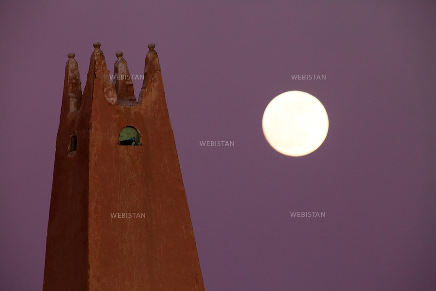 Algerie. 8 janvier 2012.<br />