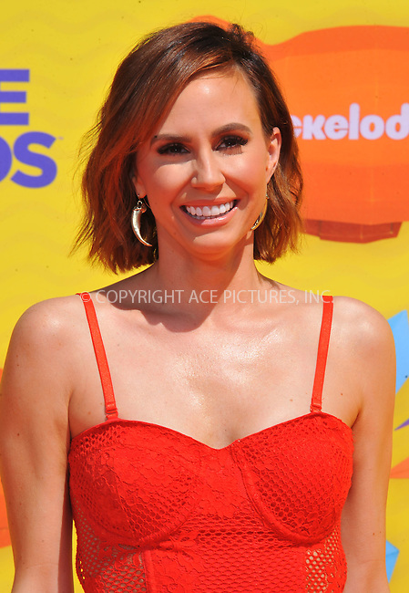 WWW.ACEPIXS.COM<br /> <br /> March 28 2015, LA<br /> <br /> Keltie Knight arriving at Nickelodeon's 28th Annual Kids' Choice Awards at The Forum on March 28, 2015 in Inglewood, California. <br /> <br /> <br /> By Line: Peter West/ACE Pictures<br /> <br /> <br /> ACE Pictures, Inc.<br /> tel: 646 769 0430<br /> Email: info@acepixs.com<br /> www.acepixs.com