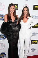 LONDON, UK. September 22, 2018: Shelby Tribble & Clelia Theodorou at the Paul Strank Charitable Trust Annual Gala at the Bank of England Club, London.<br /> Picture: Steve Vas/Featureflash