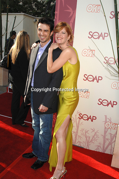 "and Michelle Stafford..arriving at The SOAPnet's ""Night Before Party"" for the ..nominees of the 2007 Daytime Emmy Awards on            June 14, 2007 at Boulevard3 in Hollywood, California...Robin Platzer, Twin Images........212-935-0770"