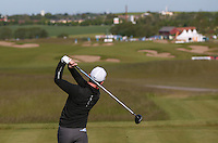 Chris Paisley (ENG) drives down the 7th during Round Two of the 2015 Nordea Masters at the PGA Sweden National, Bara, Malmo, Sweden. 05/06/2015. Picture David Lloyd | www.golffile.ie
