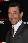 JON HAMM. Arrivals to the premiere of AMC's Mad Men Season 4 at Mann Chinese 6 Theatre. Hollywood, CA, USA. July 20, 2010.