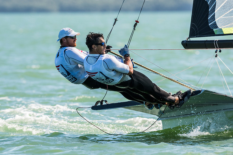 US Sailing Team Miami | Sailing World Cup 2017