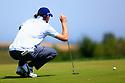 Tim Sluiter (NED), European Challenge Tour, Azerbaijan Golf Challenge Open 2014, Azerbaijan National Golf Club, Quba, Azerbaijan. (Picture Credit / Phil Inglis)