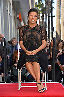 Eva Longoria at the Hollywood Walk of Fame Star Ceremony honoring actress Eva Longoria, Los Angeles, USA 16 April 2018<br /> Picture: Paul Smith/Featureflash/SilverHub 0208 004 5359 sales@silverhubmedia.com
