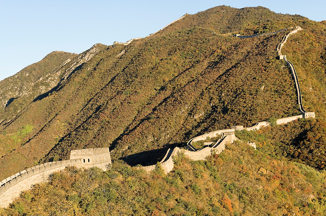 Great Wall, Mutianju, China
