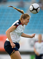 Rachel Buehler. The USWNT defeated, 2-0, at the Suwon Sports Center in Suwon, South Korea.