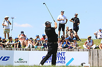 Shane Lowry (IRL) on the 2nd tee during Round 1 of the HNA Open De France at Le Golf National in Saint-Quentin-En-Yvelines, Paris, France on Thursday 28th June 2018.<br /> Picture:  Thos Caffrey | Golffile