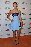 BEL AIR, CA - OCTOBER 20: Nina Dobrev attends ASPCA's Los Angeles Benefit on October 20, 2016 in Bel Air, California.  (Credit: Parisa Afsahi/MediaPunch).