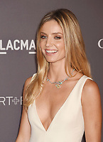 LOS ANGELES, CA - NOVEMBER 04: Actor Annabelle Wallis  attends the 2017 LACMA Art + Film Gala Honoring Mark Bradford and George Lucas presented by Gucci at LACMA on November 4, 2017 in Los Angeles, California.<br /> CAP/ROT/TM<br /> &copy;TM/ROT/Capital Pictures