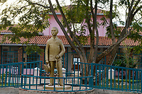 RUANDA, Kigali, Museum Kandt House, Richard Kandt was a german explorer and the first adminstrator of german colonail government in Rwanda / Richard Kandt war ein deutscher Entdecker, der 1898 nach Ruanda kam, 1907 wurde er zum ersten Administrator der deutschen Kolonialverwaltung ernannt