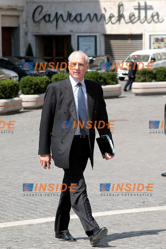 Pietro Ciucci<br /> Roma 18/06/2013 Relazione annuale del Garante della Concorrenza e Mercato, Antitrust.<br /> Photo Samantha Zucchi Insidefoto
