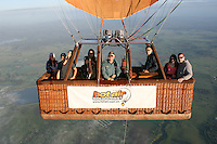 20150130 January 30 Hot Air Balloon Gold Coast