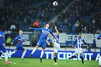 VOETBAL: HEERENVEEN: Abe Lenstra Stadion, 21 - 04 - 2017, SC Heerenveen - Willem II, uitslag 1-0, ©foto Martin de Jong