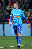 Jay Sheridan of Chesterfield warms up ahead of kick-off during Bromley vs Chesterfield, Vanarama National League Football at the H2T Group Stadium on 7th September 2019