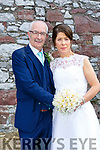 Muriel Reidy and Daniel O'Sullivan were married at at Civil ceremony at the Ashe Hotel on Saturday with a reception after