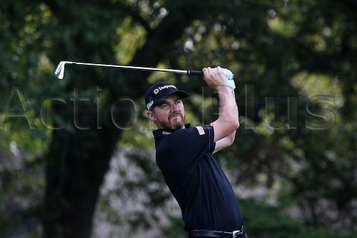 23.09.2016. Atlanta, Georgia, USA.    Jimmy Walker during the second round of the 2016 PGA Tour Championship at East Lake Golf Club in Atlanta, Georgia.