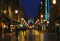 Portugal, Triumphbogen in Lissabon