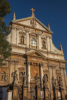 Church of St. Peter and Paul was first example of Baroque style in Krakow