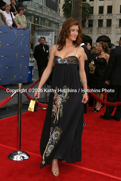 Kate Walsh.33rd Daytime Emmy Awards.Kodak Theater.Hollywood & Highland.Los Angeles, CA.April 28, 2006.©2006 Kathy Hutchins / Hutchins Photo..