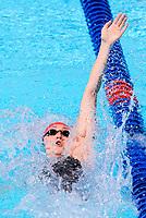 Picture by Alex Whitehead/SWpix.com - 06/04/2018 - Commonwealth Games - Swimming - Optus Aquatics Centre, Gold Coast, Australia - Elizabeth Simmonds during the Women's 100m Brackstroke heats.