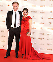Damian Lewis, Helen McCrory at The Old Vic Bicentenary Ball held at The Old Vic, The Cut, Lambeth, London, England, UK on Sunday13 May 2018.<br /> CAP/MV<br /> &copy;Matilda Vee/Capital Pictures