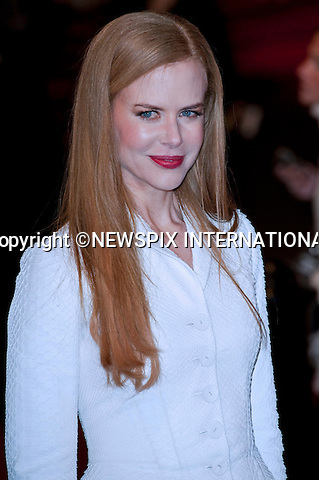 """Nicole Kidman.World Premiere of NINE.Attended by the all star cast including Daniel Day-Lewis, Penelope Cruz, Dame Judi Dench, Kate Hudson and Nicole Kidman_Odeon Leicester Square_London, 03/12/2009..Mandatory Photo Credit: ©Dias/Newspix International..**ALL FEES PAYABLE TO: """"NEWSPIX INTERNATIONAL""""**..PHOTO CREDIT MANDATORY!!: NEWSPIX INTERNATIONAL(Failure to credit will incur a surcharge of 100% of reproduction fees)..IMMEDIATE CONFIRMATION OF USAGE REQUIRED:.Newspix International, 31 Chinnery Hill, Bishop's Stortford, ENGLAND CM23 3PS.Tel:+441279 324672  ; Fax: +441279656877.Mobile:  0777568 1153.e-mail: info@newspixinternational.co.uk"""