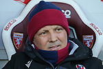 Sinisa Mihajlovic Head coach of Bologna during the Serie A match at Stadio Grande Torino, Turin. Picture date: 12th January 2020. Picture credit should read: Jonathan Moscrop/Sportimage