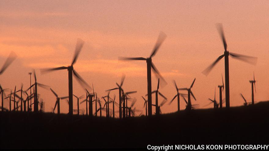 Palm Springs Windpower.2