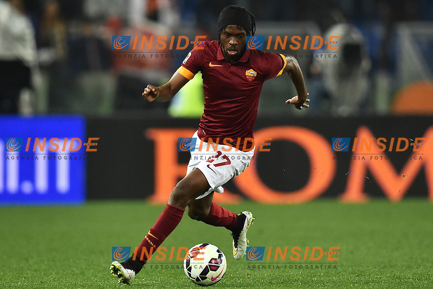 Gervinho Roma <br /> Roma 02-03-2015 Stadio Olimpico Football Calcio Serie A AS Roma - Juventus. Foto Andrea Staccioli / Insidefoto