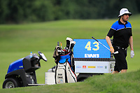 Ryan Evans (ENG) during previews for the Shot Clock Masters, Diamond Country Club, Atzenbrugg, Vienna, Austria. 06/06/2018<br /> Picture: Golffile | Phil Inglis<br /> <br /> All photo usage must carry mandatory copyright credit (&copy; Golffile | Phil Inglis)